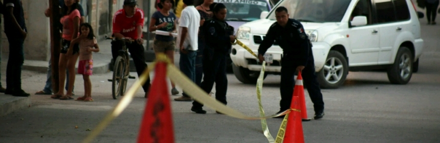 Balacera en Jiutepec deja dos hombres heridos | Foto: © Margarito Pérez Retana