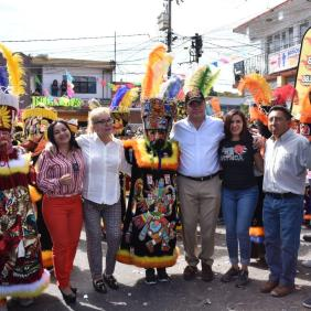 Arranca Carnaval Jiutepec 2020 01