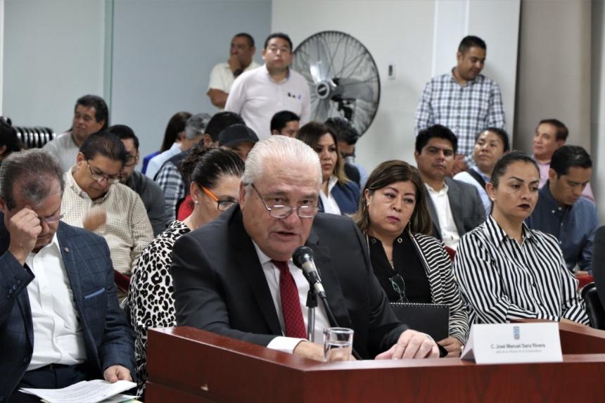 PIDEN DIPUTADOS A JOSÉ MANUEL SANZ QUE RENUNCIE AL CARGO POR DUDAS SOBRE SU HONESTIDAD . 05jpeg