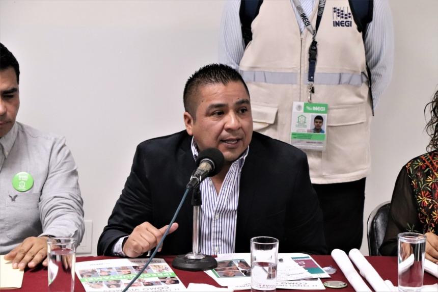PRESENTAN EN EL CONGRESO DEL ESTADO CENSO DE POBLACIÓN Y VIVIENDA INEGI 2020 04