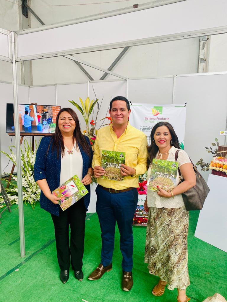 VIVERISTAS DE JOJUTLA PRESENTES EN LA EXPO AGRO BAJA 2020 04