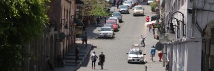 Gente en Cuernavaca