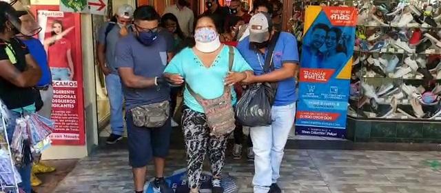 Comerciante lesionada denuncia penalmente al Edil de Cuernavaca